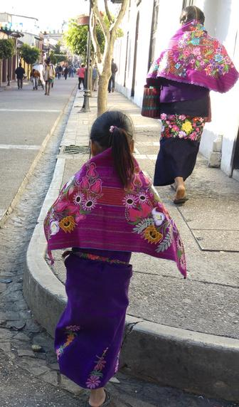 Cultures in Chiapas
